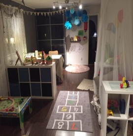 Myrby familjedaghem i Örsundsbro