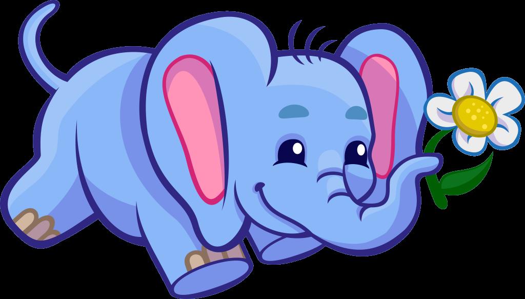Lilla elefanten i Uppsala